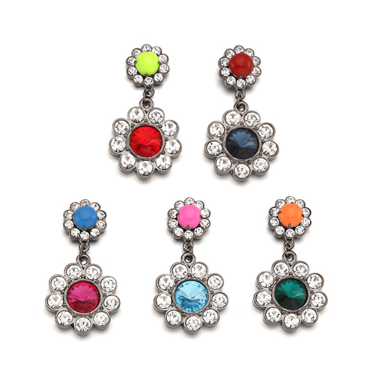 60% Cocktail Drop Earring