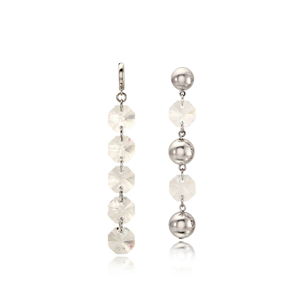 60% Muse Chandelier Crystal Earring_5단